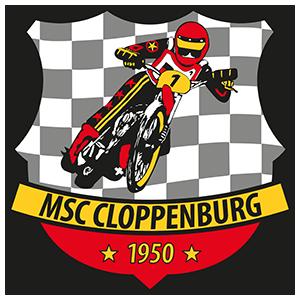 MSC Cloppenburg e. V. Sticky Logo