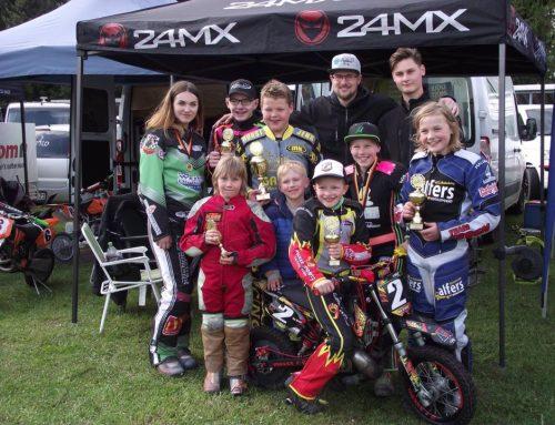 Erfolgreiches Wochenende beim Masters of Speedway in Moorwinkelsdamm – Fienhage & MSC-Junioren starten durch